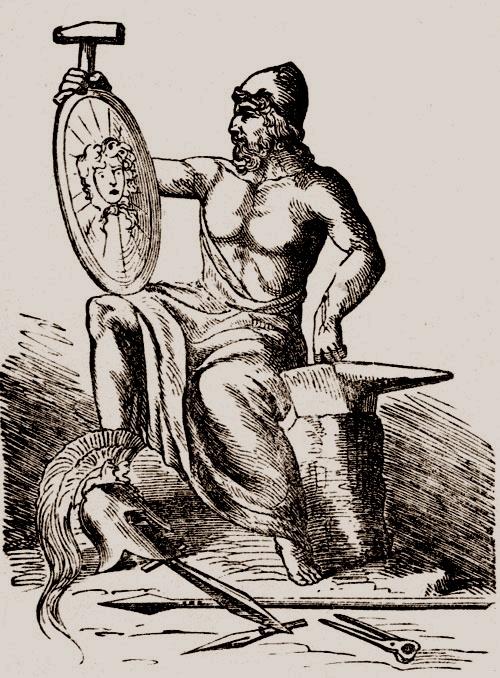 Romėnų ugnies dievas